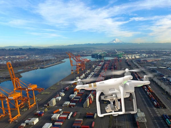 Aerial Photography, Drone