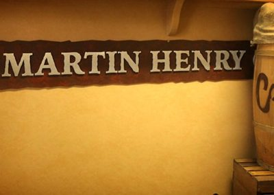 Professional Photography - Martin Henry Coffee Office